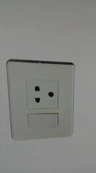 Metallic White Switch