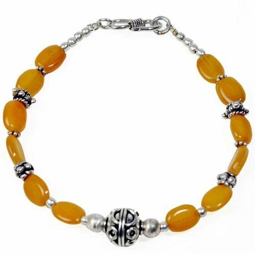 Glamorous Design Brass Bracelet 107