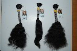 Human Hair Braid Extensions