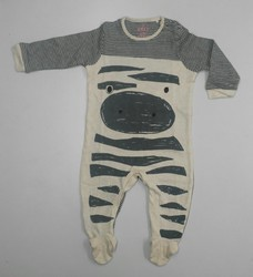 Cotton Knee Length And Thigh Length Baby Jumpsuit