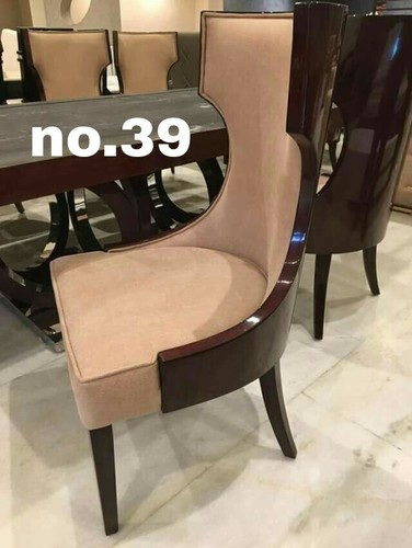 Wooden Dining High Back Chair Rs 4000 Piece Noor E Hind Furniture