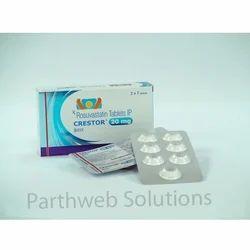Crestor (Rosuvastatin Tablets)