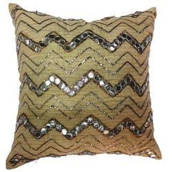 Gota Patti Cushion Cover