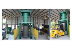 HDPE Lined Concrete Pipe Machine