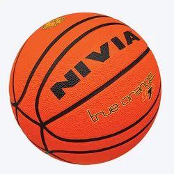 NIVIA True Orange Basket Ball