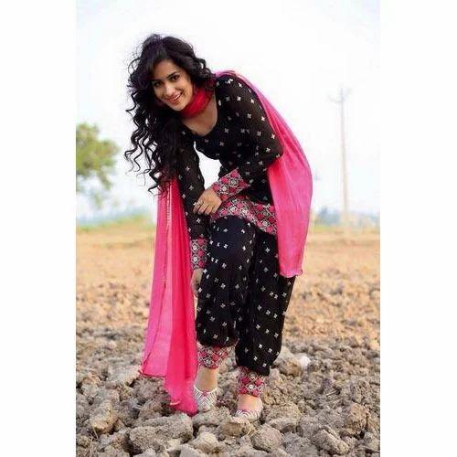 Patiala dress for wedding