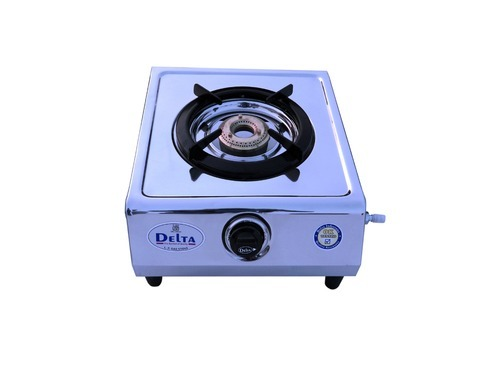 Delta One Burner Gas Stove Rs 1410