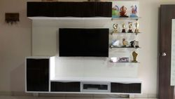Wall LCD TV Unit