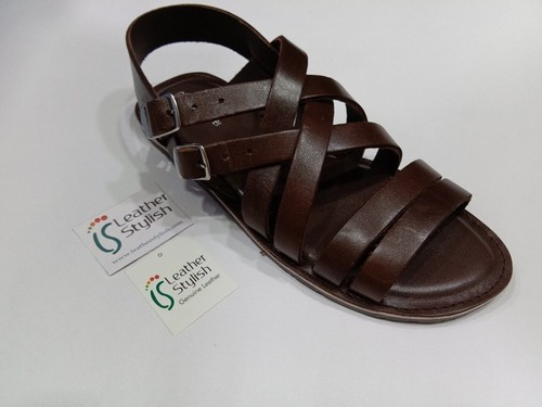 ff1b4eae8c579 Leather Sandals
