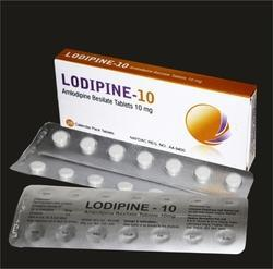 Lodipine (Amlodipine) Tablets 10 mg
