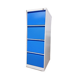 Filling Cabinet 4 Drawer Inbuilt Handle