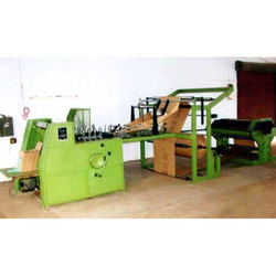 Groceries Paper Bag Making Machine
