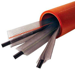 Layered HDPE Pipes