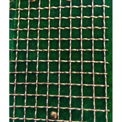 SS304 Hexagonal Woven Wire Mesh, For Industrial