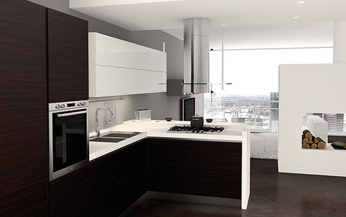 Modular Kitchen Existing Civil Kitchen Manufacturer From