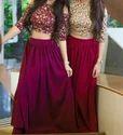 Ladies Designer Crop Dress