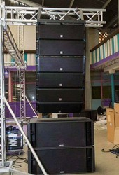 Professional Sound Systems Rental Services