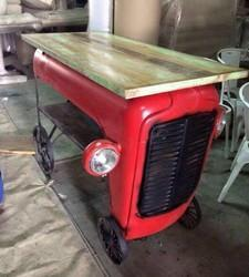 Tractor Industrial Table