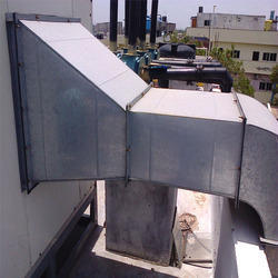 Ventilation Ducting, For Commercial, 0.6 To 1mm