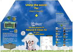 Air Purification System for Home & Office Use