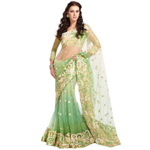 party wear net saree at rs 3100 piece party wear saree id