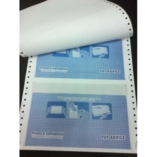 Printed Payslip - View Specifications & Details of Pre