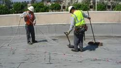 Industrial Roof Waterproofing Services