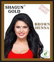 Natural Brown Hair Dye, For Parlour