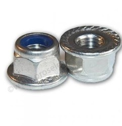 Nylock Flange Nut