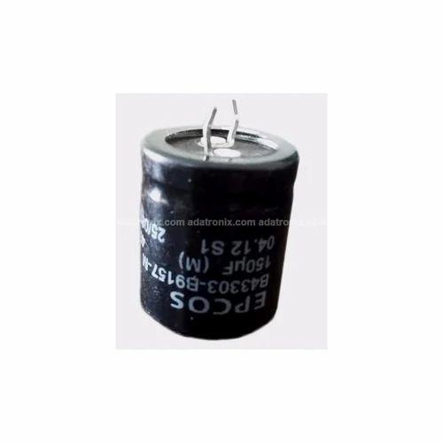 B43303-b9157-m Epcos 150uf 400v Capacitor