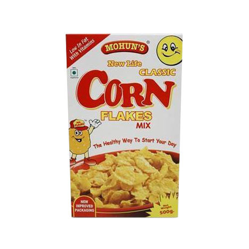 Mohuns corn flakes at rs 125 packet bhutta flakes cornflakes mohuns corn flakes ccuart Gallery