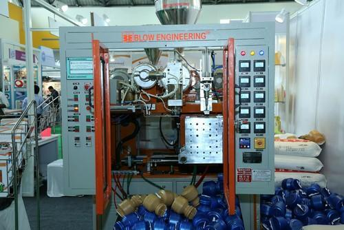 Double Layer CoExtrusion Blow Molding Machine
