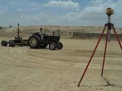 Land Leveling Work