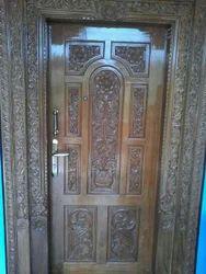 Doors Set Beeda Wood