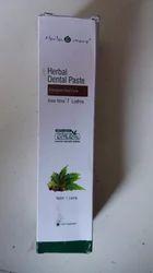 Herbal Dental Paste