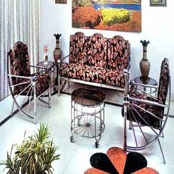 Sofa Sets Stainless Steel Sofa Set Manufacturer From Surat