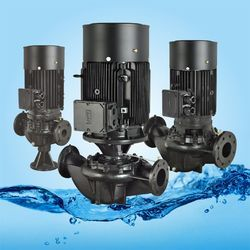 Centrifugal In-line Water Pump
