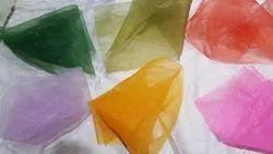 Plain Tissue Silk Fabric, Gsm: 200-250