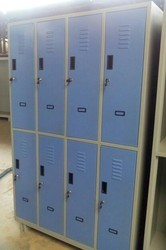 Industrial Locker Powder Coated