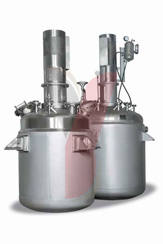 Process Reactor, Capacity: >5 KL