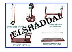 Vibration Test Facility Apparatus - Dynamic Lab Equipment