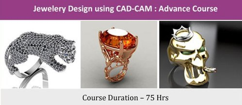 Jewelry Design Short Term Advance Course in Goregaon Mumbai ASK