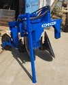 Kohinoor Hydraulic Reversible Disc Plough, 2/3