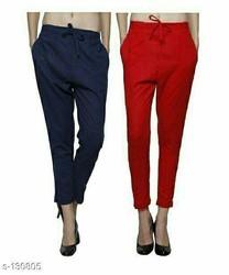 Girls Pants, Size: L