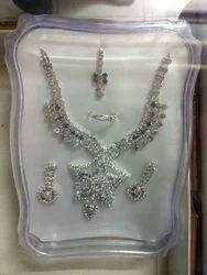 Silver Polish Necklace