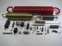 Stainless Steel Extension Springs, for Industrial, Packaging Type: Box