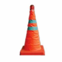 Orange Reflective Traffic Cone