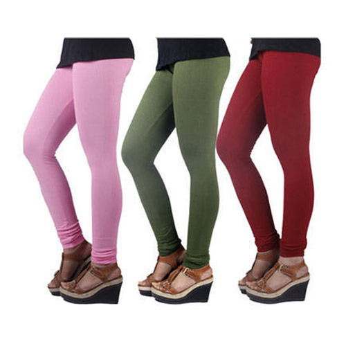 25639185ba Ladies Leggings - Cotton Ladies Leggings Manufacturer from Ahmedabad