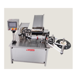 Vials Sticker Labelling Machine