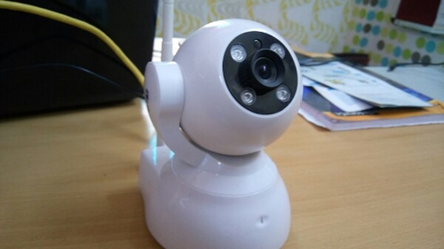 Wireless Alarm Camera